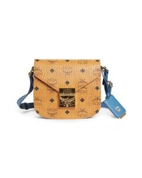 MCM Visetos Mini Shoulder Bag