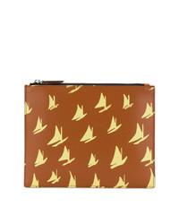 Marni Boat Print Clutch Bag