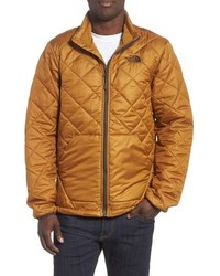Tobacco Puffer Jacket