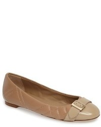 Burberry Quilted Ballerina Flat