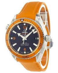 Omega Seamaster Planet Ocean Analog Watch