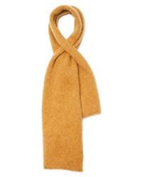 Boglioli Thread Through Camel Hair Scarf