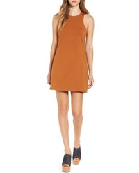 Tobacco Shift Dress