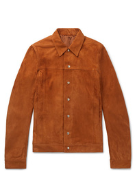 Tobacco Shirt Jacket