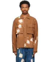 Story Mfg. Brown Helix Jacket