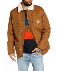 CARHARTT WORK IN PROGRESS Fairmont Canvas Coat