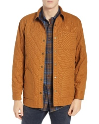 Pendleton Reversible Quilted Canvas Jacket
