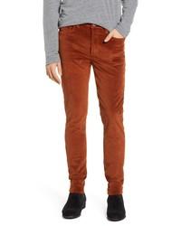 Monfrere Greyson Velve Skinny Jeans