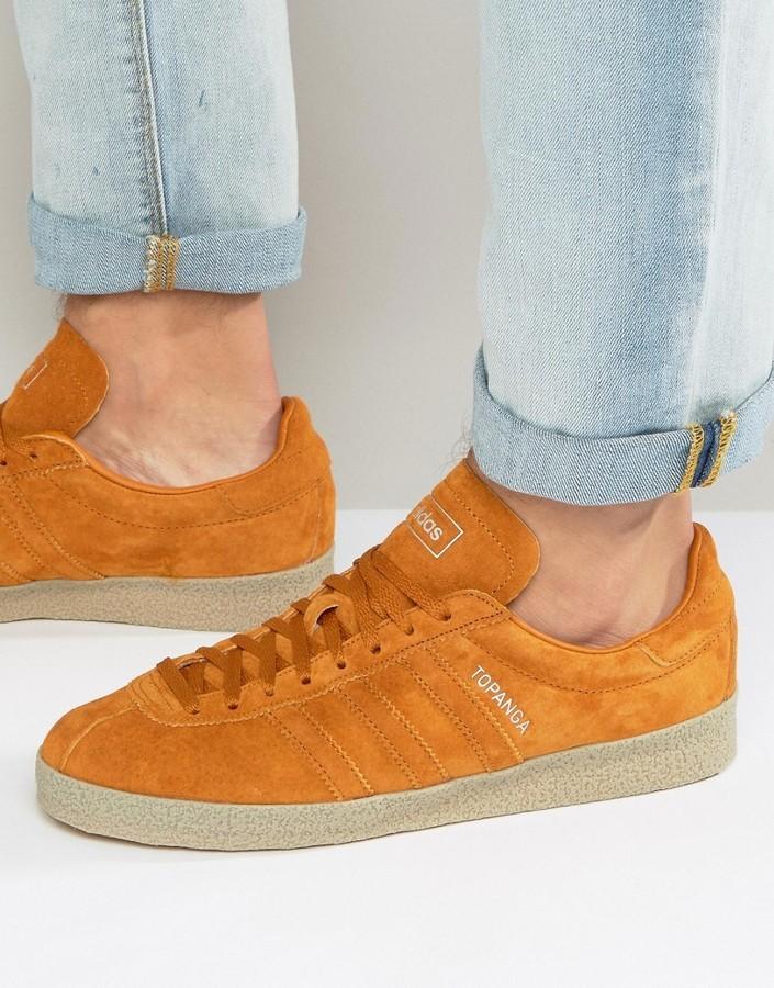 adidas Originals Topanga Sneakers In