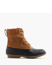 J.Crew Sorel Cheyannetm Boots