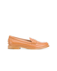 Tod's Studded Penny Loafers