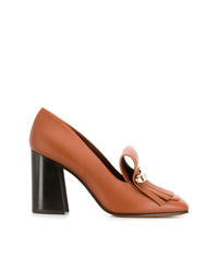 Valentino Uptown Loafer Pumps