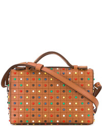 Tod's Bead Studded Cross Body Bag