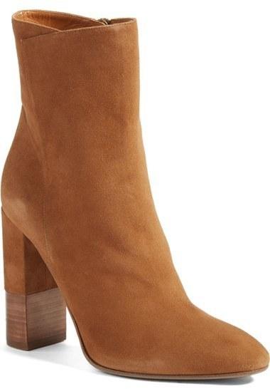 91cb2986e59 ... Aquatalia Erika Weatherproof Block Heel Bootie ...