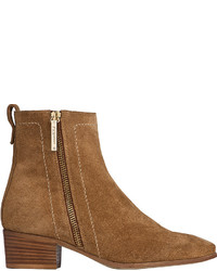 LK Bennett Fenick Suede Ankle Boots
