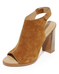 Michael Kors Michl Kors Collection Mve Open Toe Booties