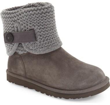 4e590f6473e Shaina Knit Cuff Bootie