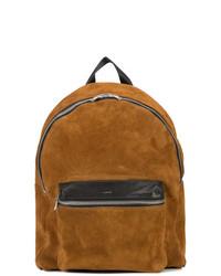 Amiri Suede Backpack
