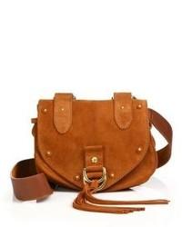 See by Chloe Suede Saddle Bag