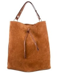 Suede bucket bag medium 6842580
