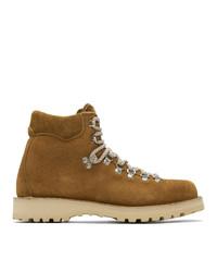 Diemme Brown Suede Roccia Vet Boots