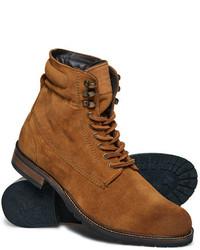 Superdry Edmond Work Boots