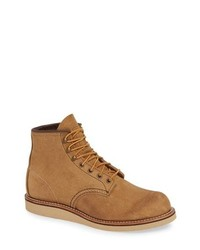 Red Wing Rover Plain Toe Boot