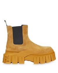 Fendi Chunky Chelsea Boots