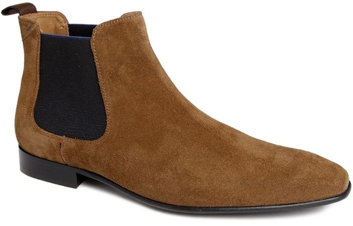61affaed66f3 ... Suede Chelsea Boots Paul Smith Ps By Falconer Chelsea Boots ...