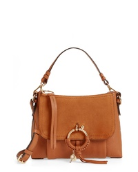 See by Chloe Small Joan Suede Leather Crossbody Bag