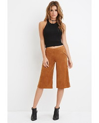 Faux suede culottes medium 577691