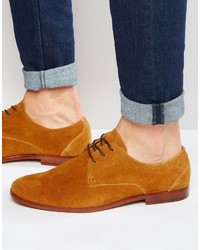 Berg suede derby shoes medium 585529