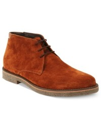 Alfani Lancer Suede Chukka Boots Shoes