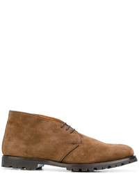 Contrast lining desert boots medium 4914219