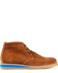 DSquared 2 Desert Brogue Boots