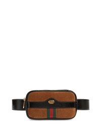 Gucci Ophidia Suede Leather Belt Bag