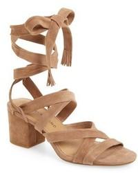 Lucky Brand Idalina Block Heel Sandal