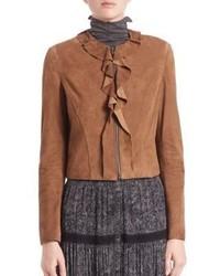 Tosca suede jacket medium 742945