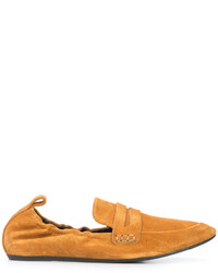 Lanvin Classic Soft Penny Loafers