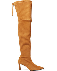 Stuart Weitzman Natalia Suede Over The Knee Boots