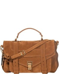 Proenza Schouler Ps1 Medium Shoulder Bag Brown