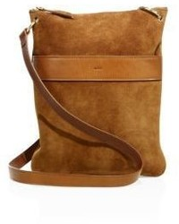A.L.C. Romy Suede Messenger Bag