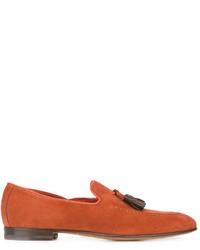 Santoni Classic Tassel Loafers