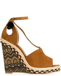 Aquazzura Wedged Sandals