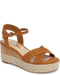 Ofelia espadrille wedge sandal medium 963131