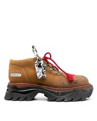Off-White Chuncky Sneaker Cow Nabuk Honey Yellow B