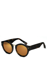 Elizabeth and James Bennett Round Butterfly Sunglasses