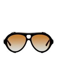 Tom Ford Black Neughman Sunglasses
