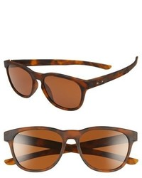 Oakley Stringer 55mm Sunglasses Brown