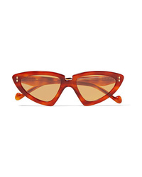 Zimmermann Verona Cat Eye Tortoiseshell Acetate Sunglasses